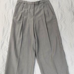 Giorgio Armani Collezioni Light Blue Trousers